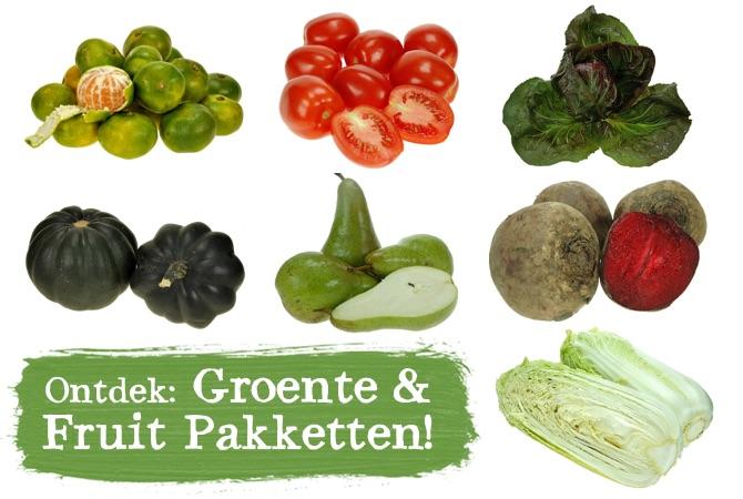 Groente & Fruitpakketten