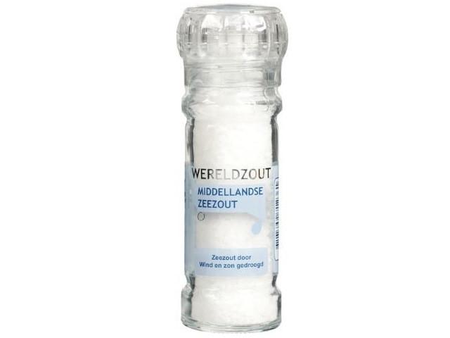 Middellandse zeezout- molen