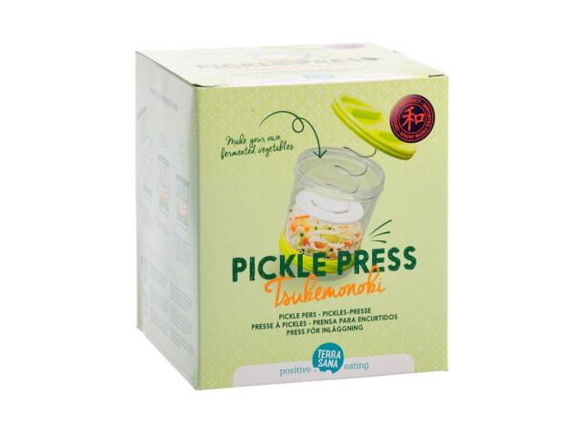 Stap voor Stap Fermenteren: Pickle Press