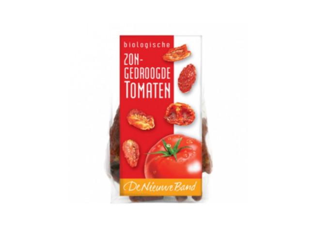 Gedroogde tomaten in zakje