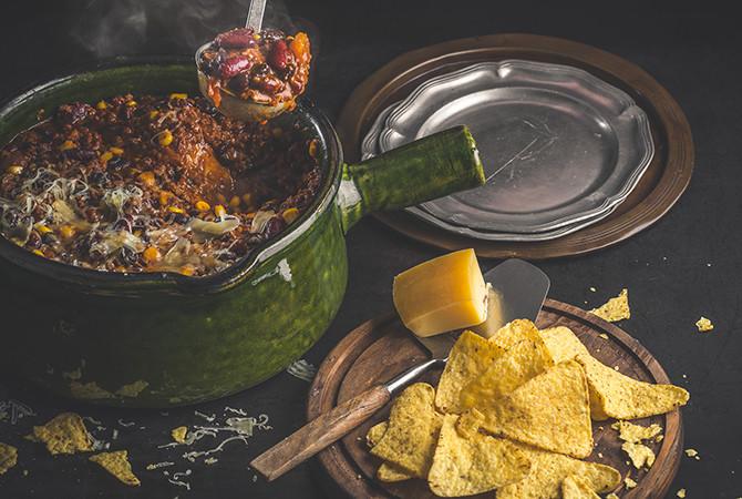 Fantástico Chili Con Carne